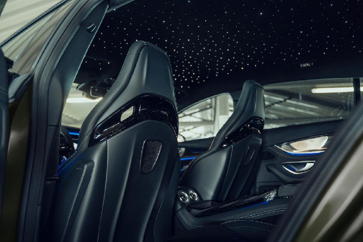Ngam Mercedes-AMG GT 63 S ham ho, manh 800 ma luc nho Brabus-Hinh-5