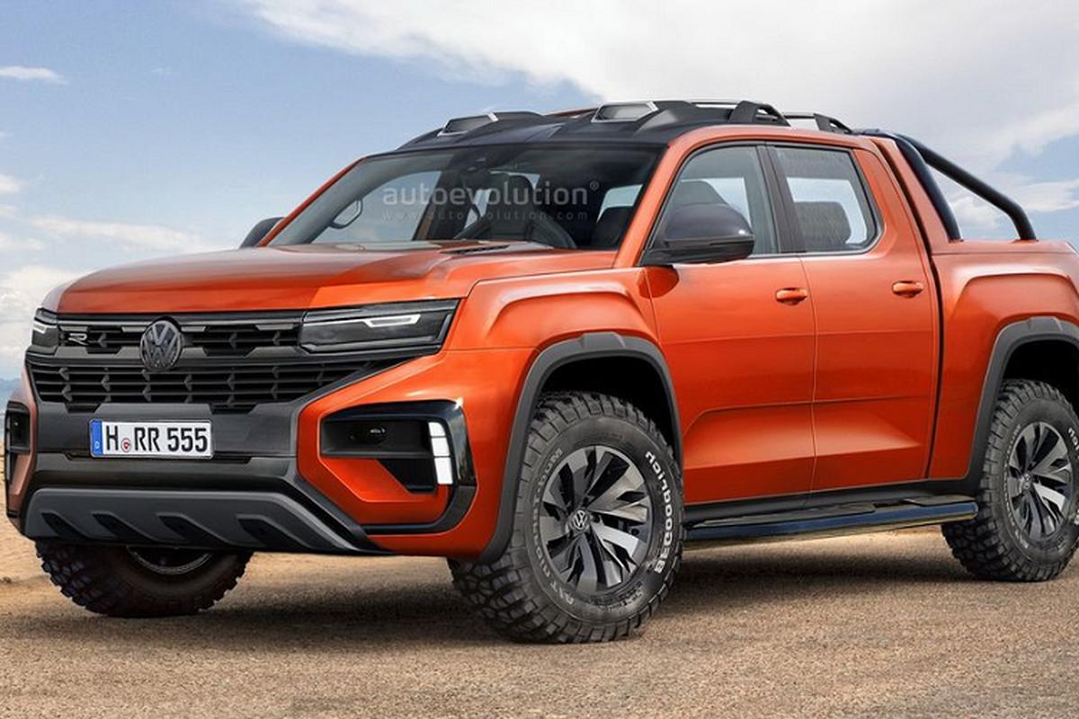 Volkswagen Amarok 2022 se