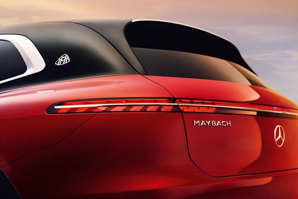 Mercedes-Maybach EQS 2022 - SUV dien dang cap