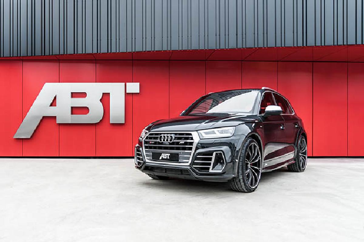 Audi SQ5 TDI manh me, dam chat ca tinh nho ABT Sportsline-Hinh-8