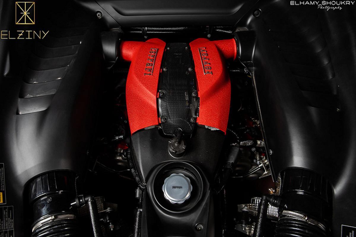 Ferrari F8 Tributo Modena Italy - sieu xe doc nhat the gioi-Hinh-11