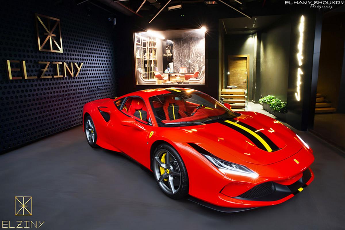 Ferrari F8 Tributo Modena Italy - sieu xe doc nhat the gioi-Hinh-16