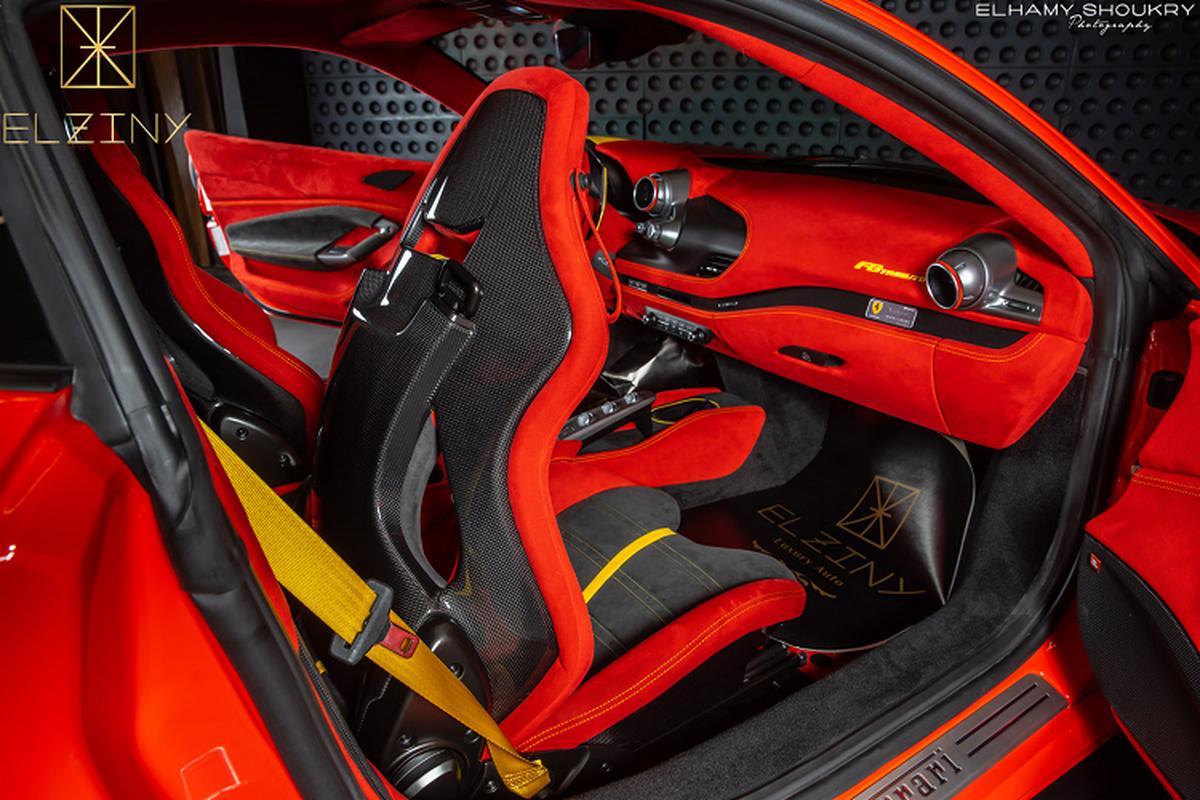 Ferrari F8 Tributo Modena Italy - sieu xe doc nhat the gioi-Hinh-8