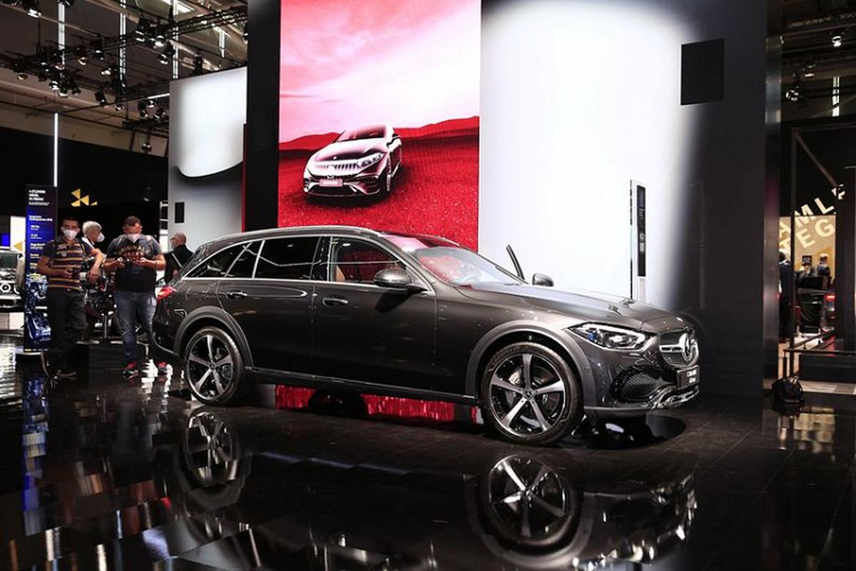Mercedes-Benz C-Class All Terrain 2022 - wagon