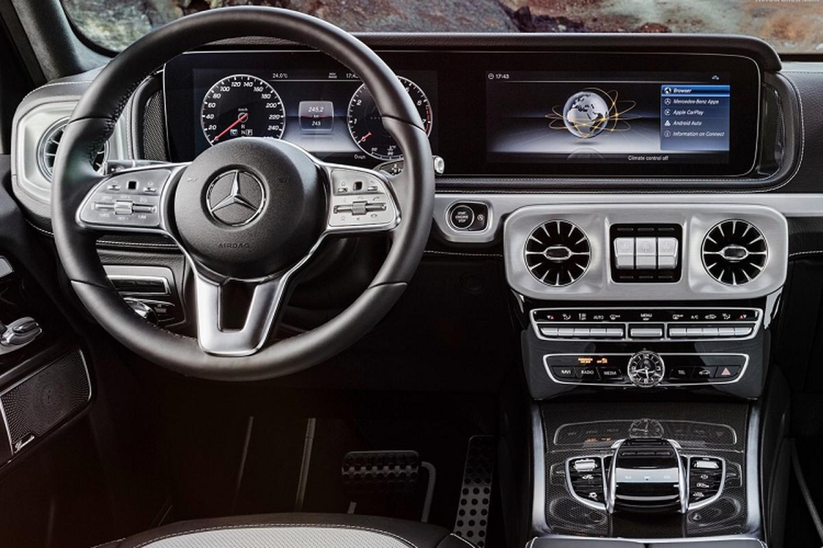 Mercedes-Benz G-Class 2022 moi duoc nang cap nhung gi?-Hinh-7