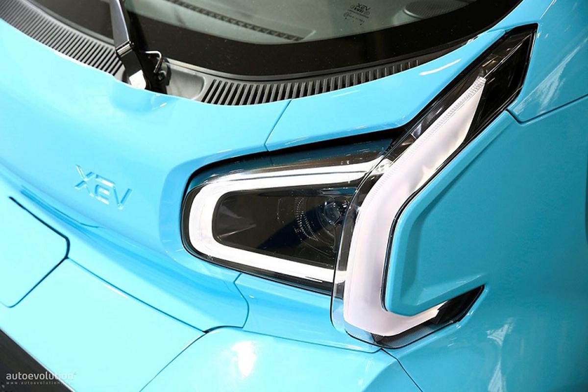 XEV YoYo - xe oto dien in 3D nho xinh chi 294 trieu dong-Hinh-8