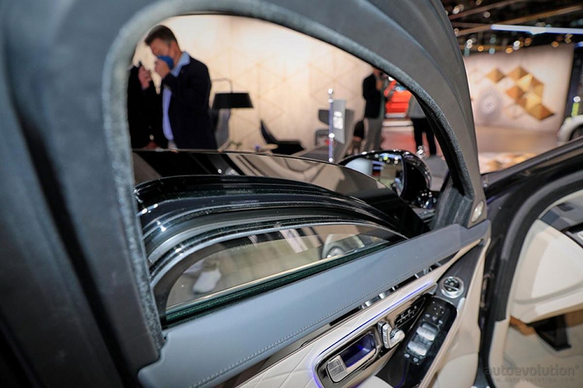 Can canh xe boc thep chong dan Mercedes-Benz S680 Guard 2022-Hinh-3