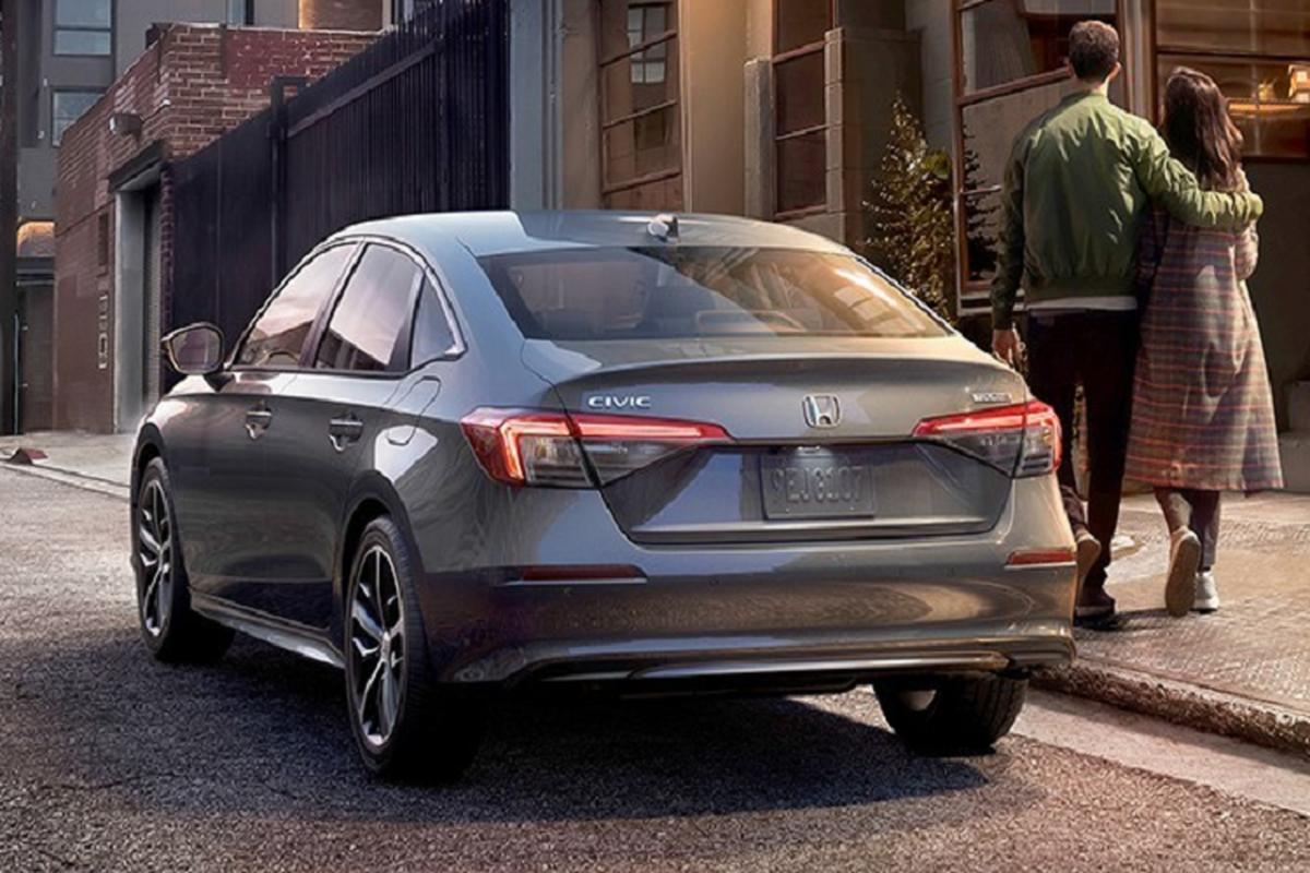 Honda Integra 2022 - sedan