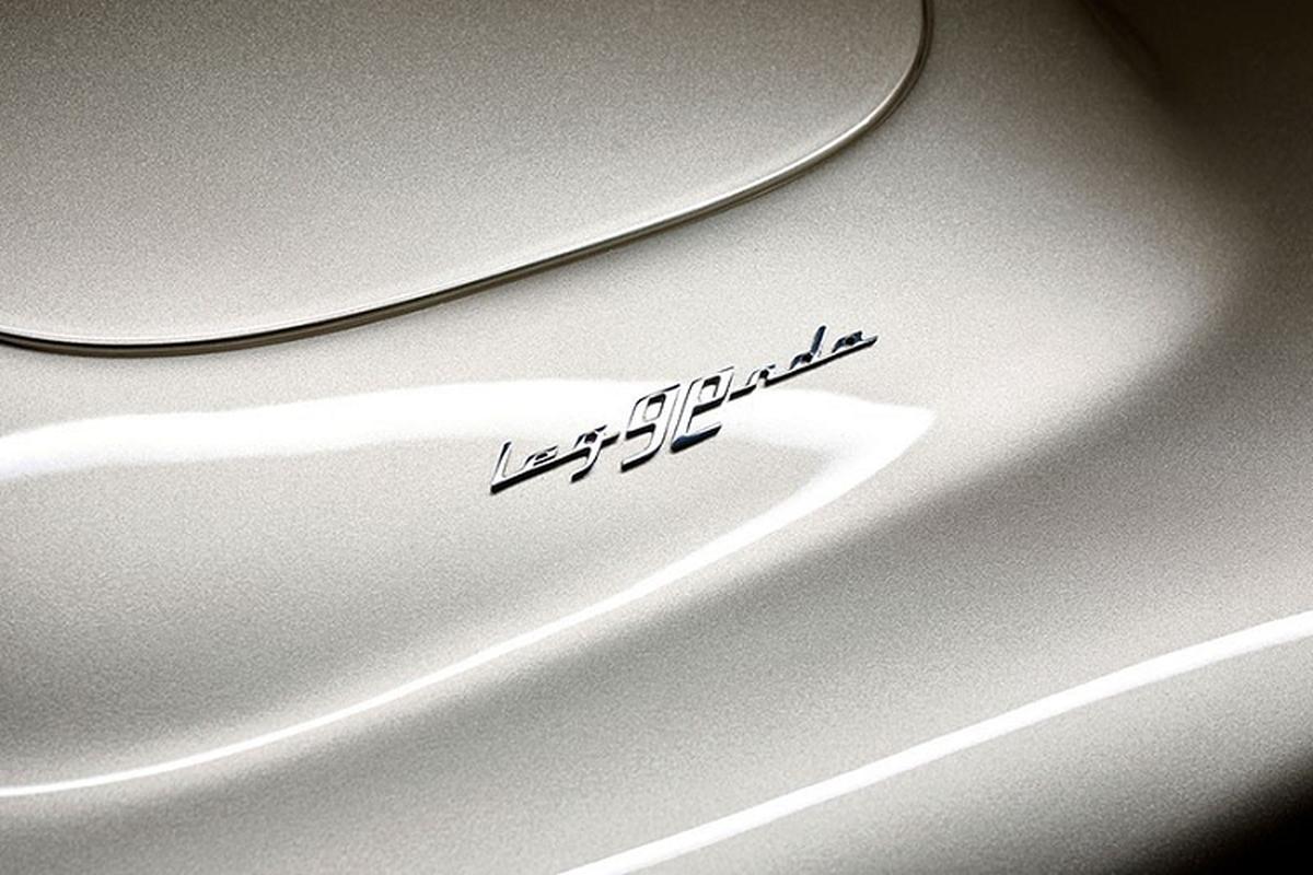 Pininfarina Leggenda Simulator, mo hinh xe dat hon Porsche Taycan-Hinh-2