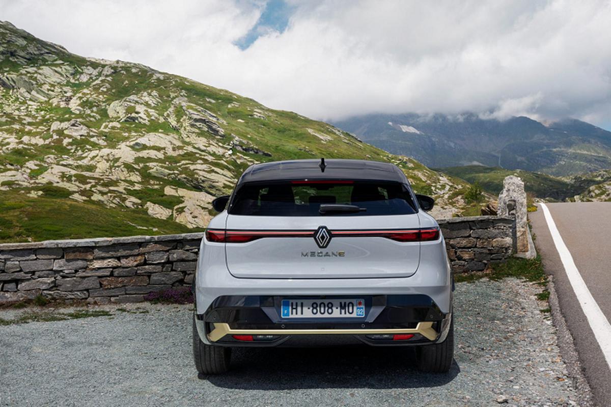 Renault Megane E-Tech 2022 - Crossover chay dien dam ca tinh-Hinh-3
