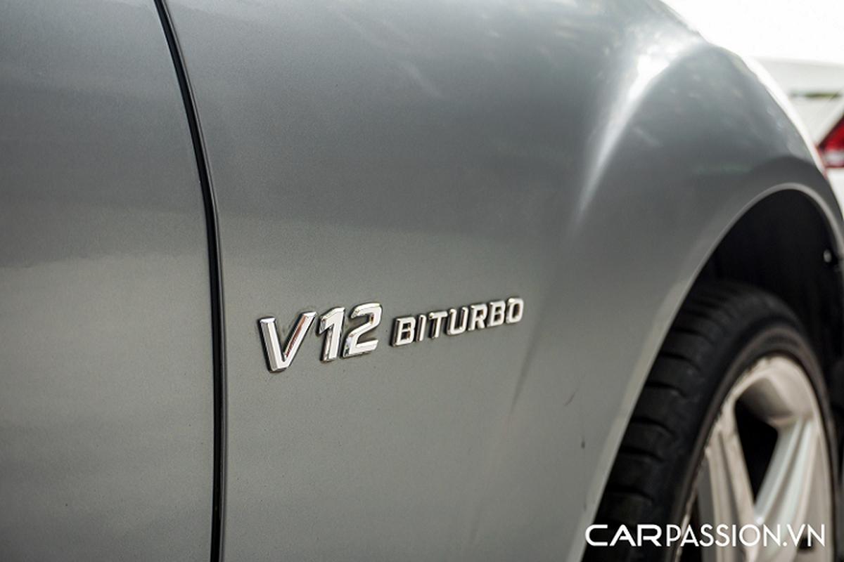 Mercedes-Benz S65 AMG W221 - sedan nhanh nhat toi 16 ty o Sai Gon-Hinh-5