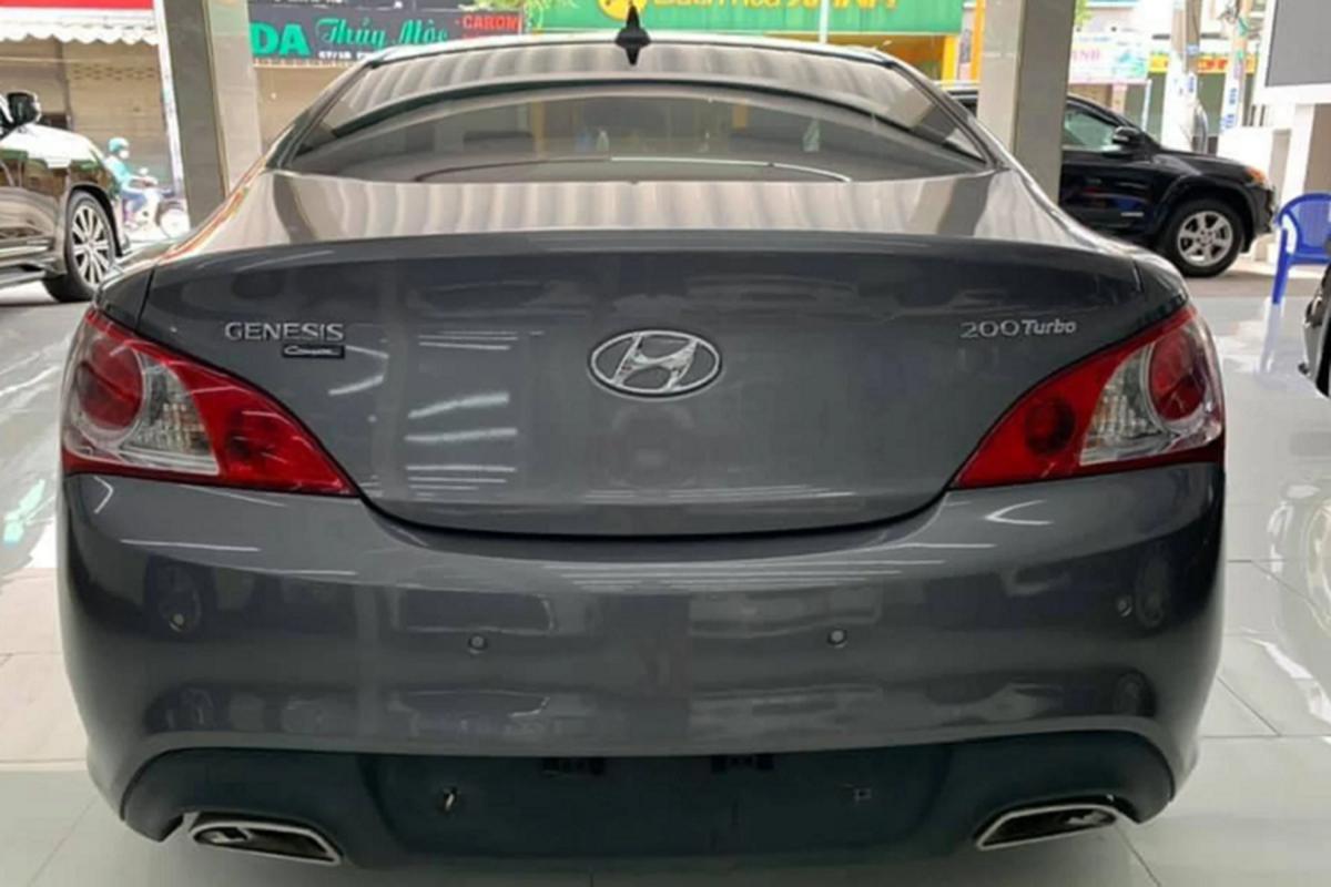 "Hyundai Genesis ""trum men"" 11 nam, rao ban 777 trieu o Sai Gon-Hinh-11"
