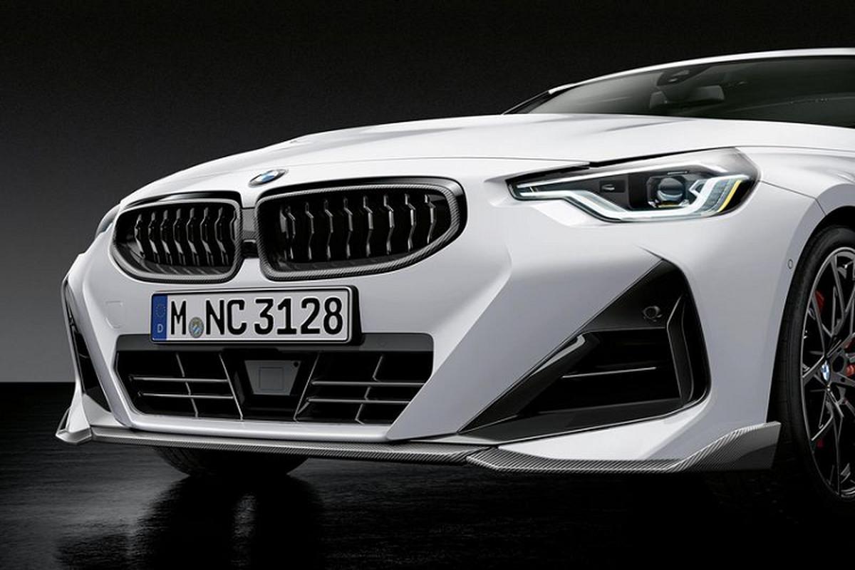BMW 2-Series Coupe 2022 tang suc hap dan voi M Performance-Hinh-2