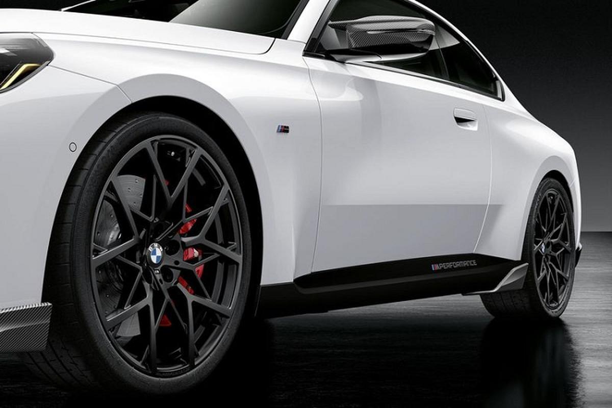 BMW 2-Series Coupe 2022 tang suc hap dan voi M Performance-Hinh-3