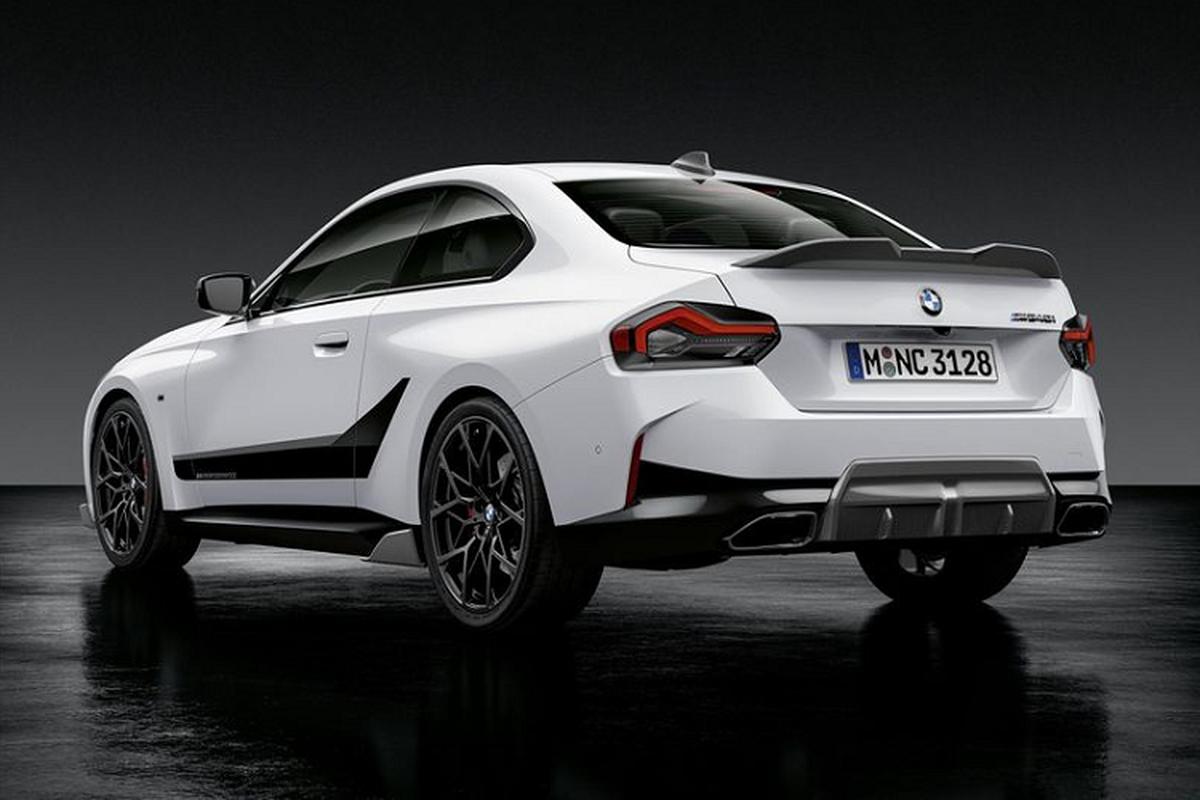 BMW 2-Series Coupe 2022 tang suc hap dan voi M Performance-Hinh-6
