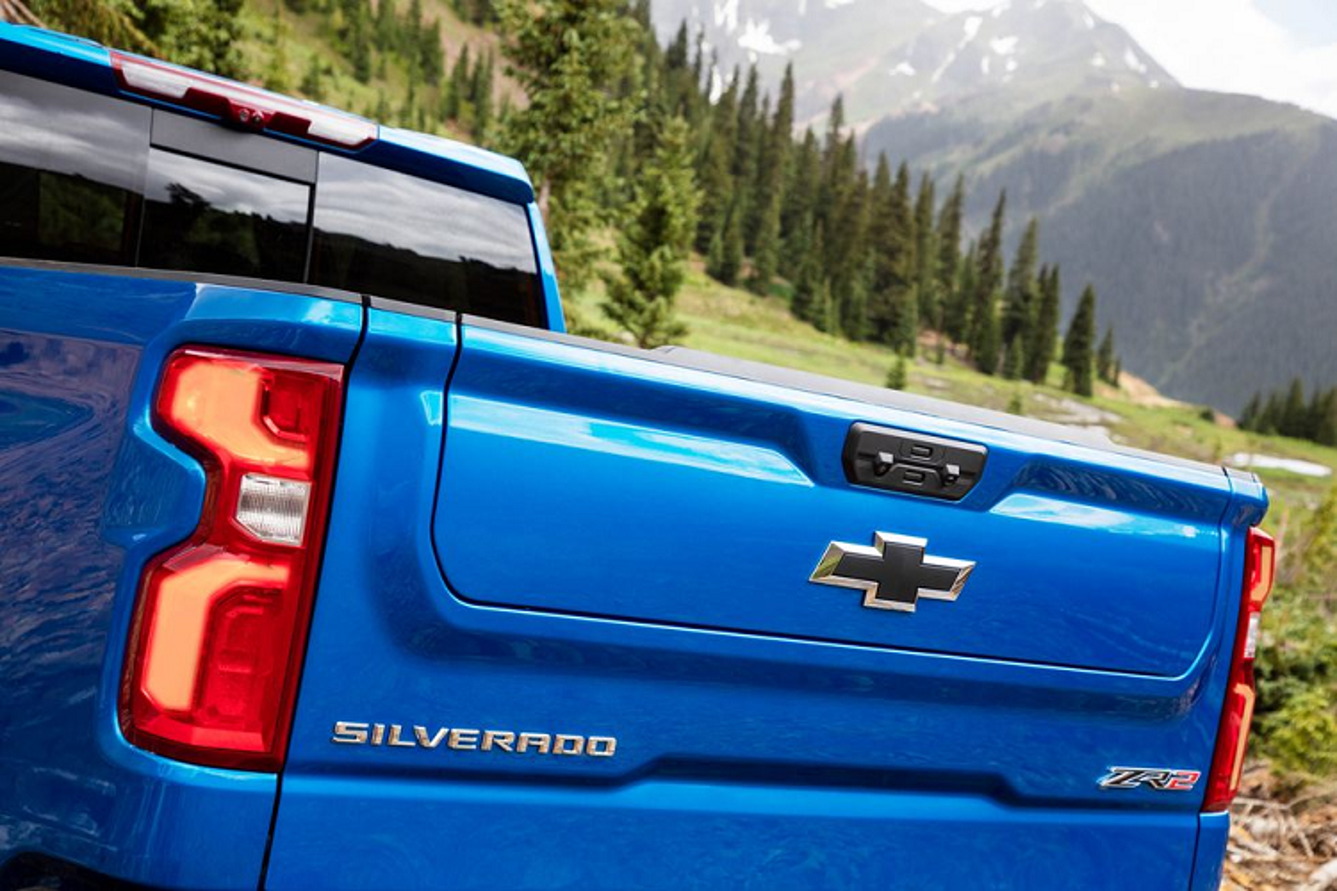Chevrolet Silverado 1500 2022 - ban tai dia hinh co the tu lai-Hinh-10