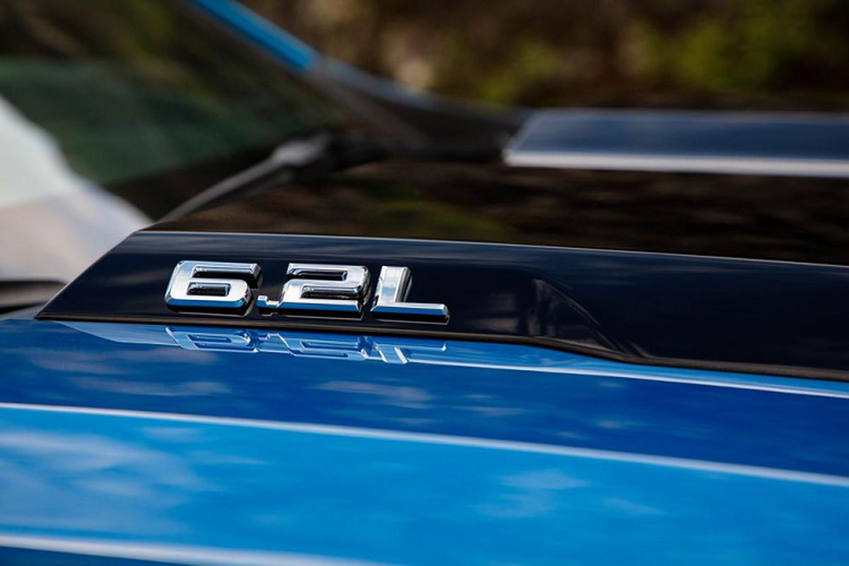 Chevrolet Silverado 1500 2022 - ban tai dia hinh co the tu lai-Hinh-11