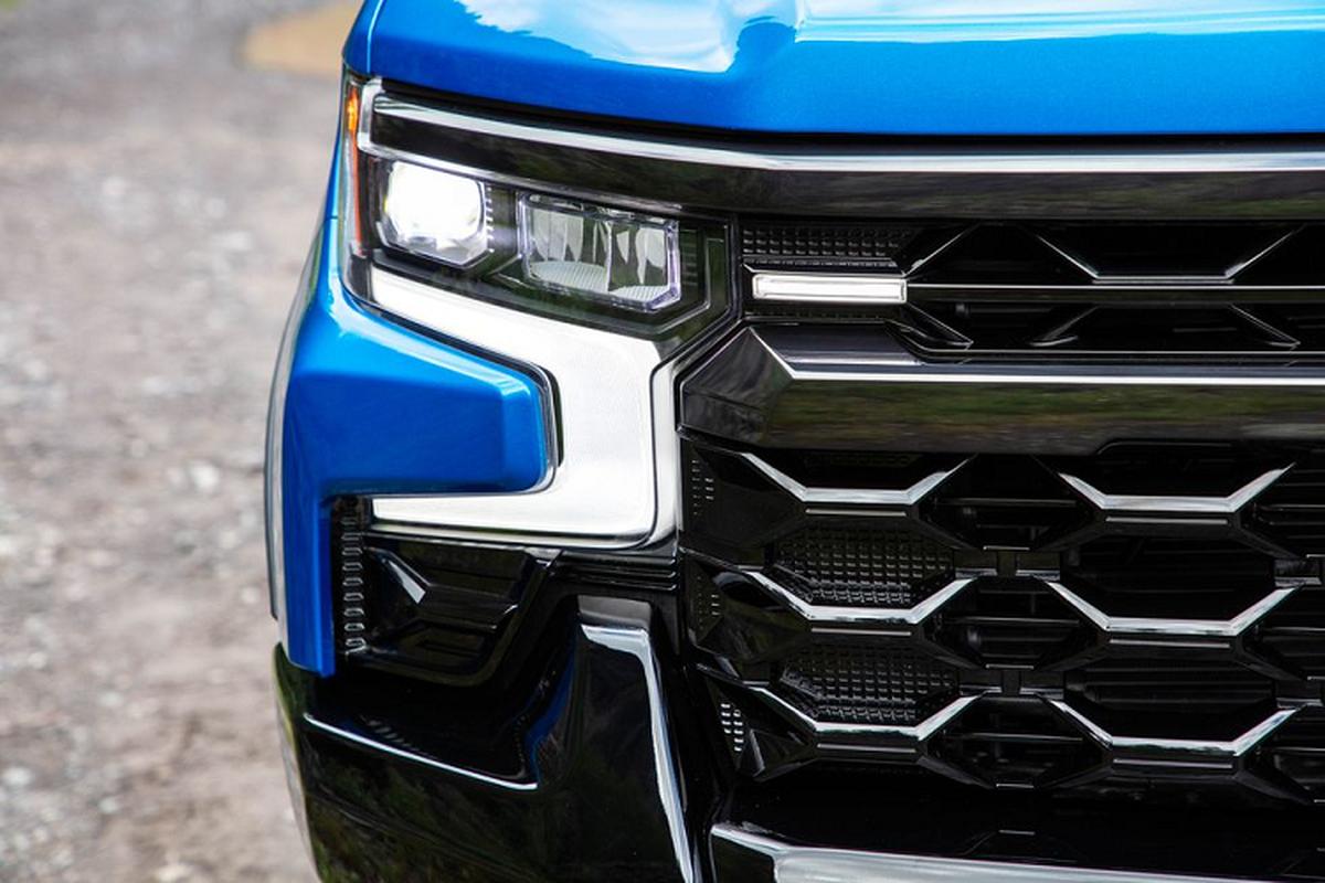 Chevrolet Silverado 1500 2022 - ban tai dia hinh co the tu lai-Hinh-12