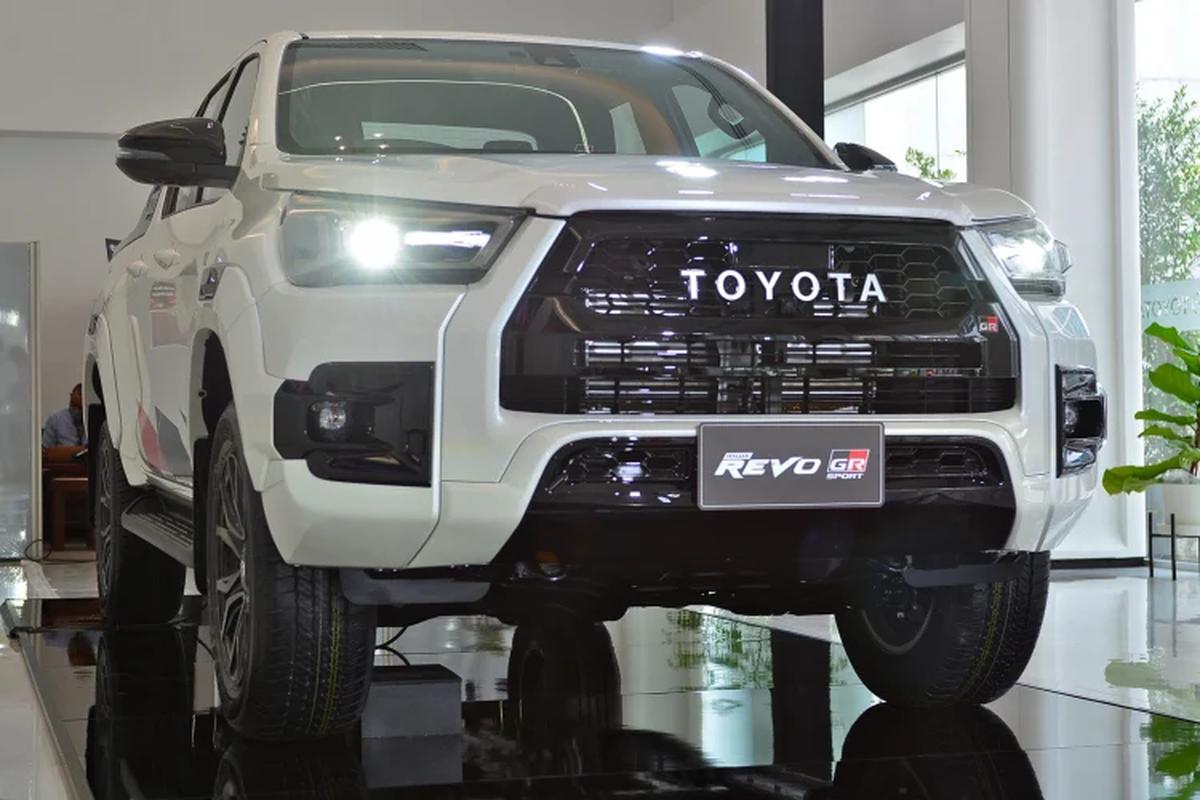 Toyota Hilux Revo GR Sport tu 615 trieu dong, manh nhat phan khuc?-Hinh-10