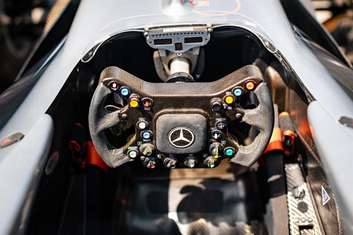 Chiec xe dua F1