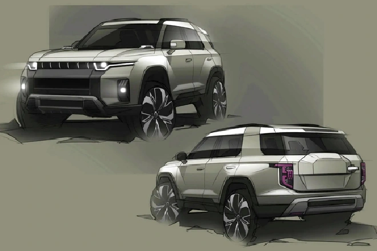 Chi tiet SUV Ssangyong X200 moi -