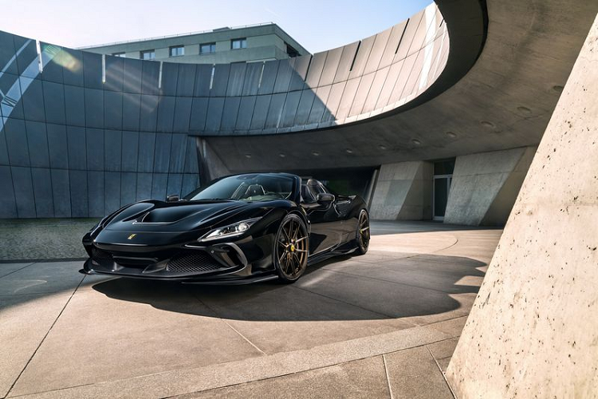 Ferrari F8 Spider nhe, manh hon nho bodykit carbon cua Novitec-Hinh-3
