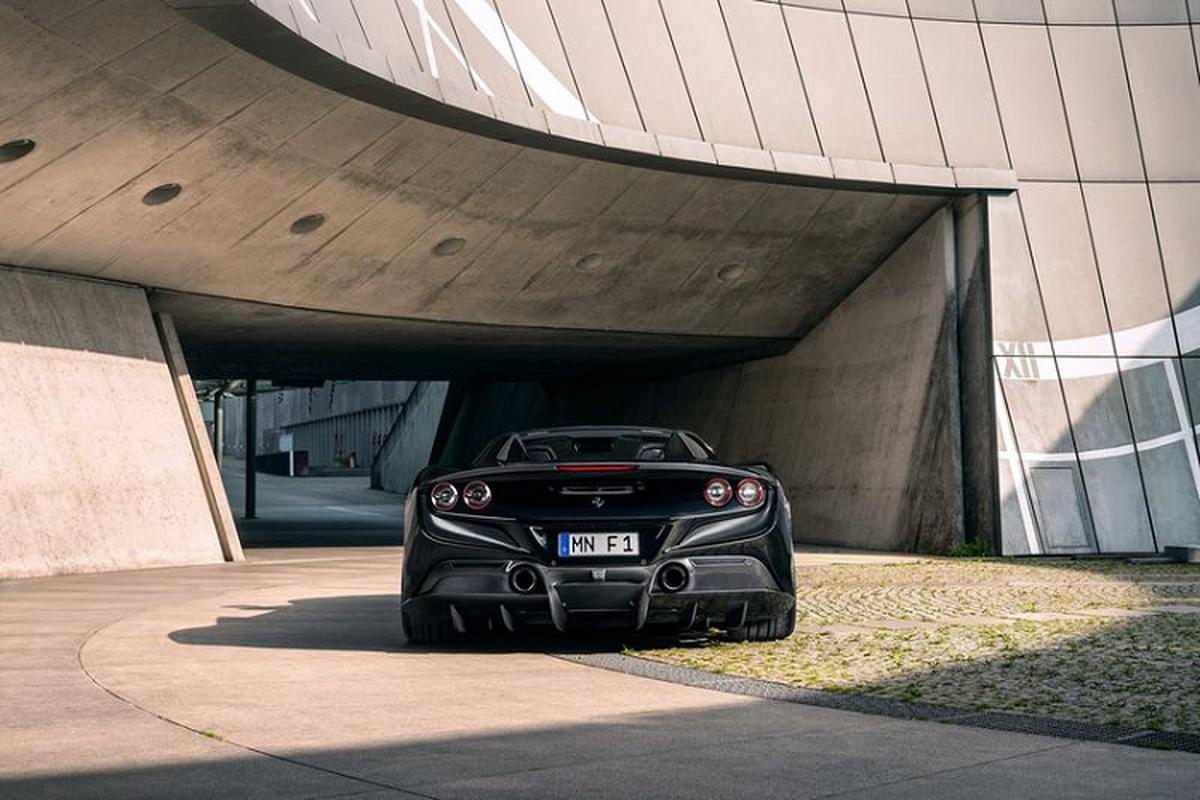 Ferrari F8 Spider nhe, manh hon nho bodykit carbon cua Novitec-Hinh-6