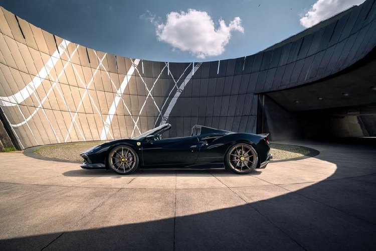 Ferrari F8 Spider nhe, manh hon nho bodykit carbon cua Novitec-Hinh-8