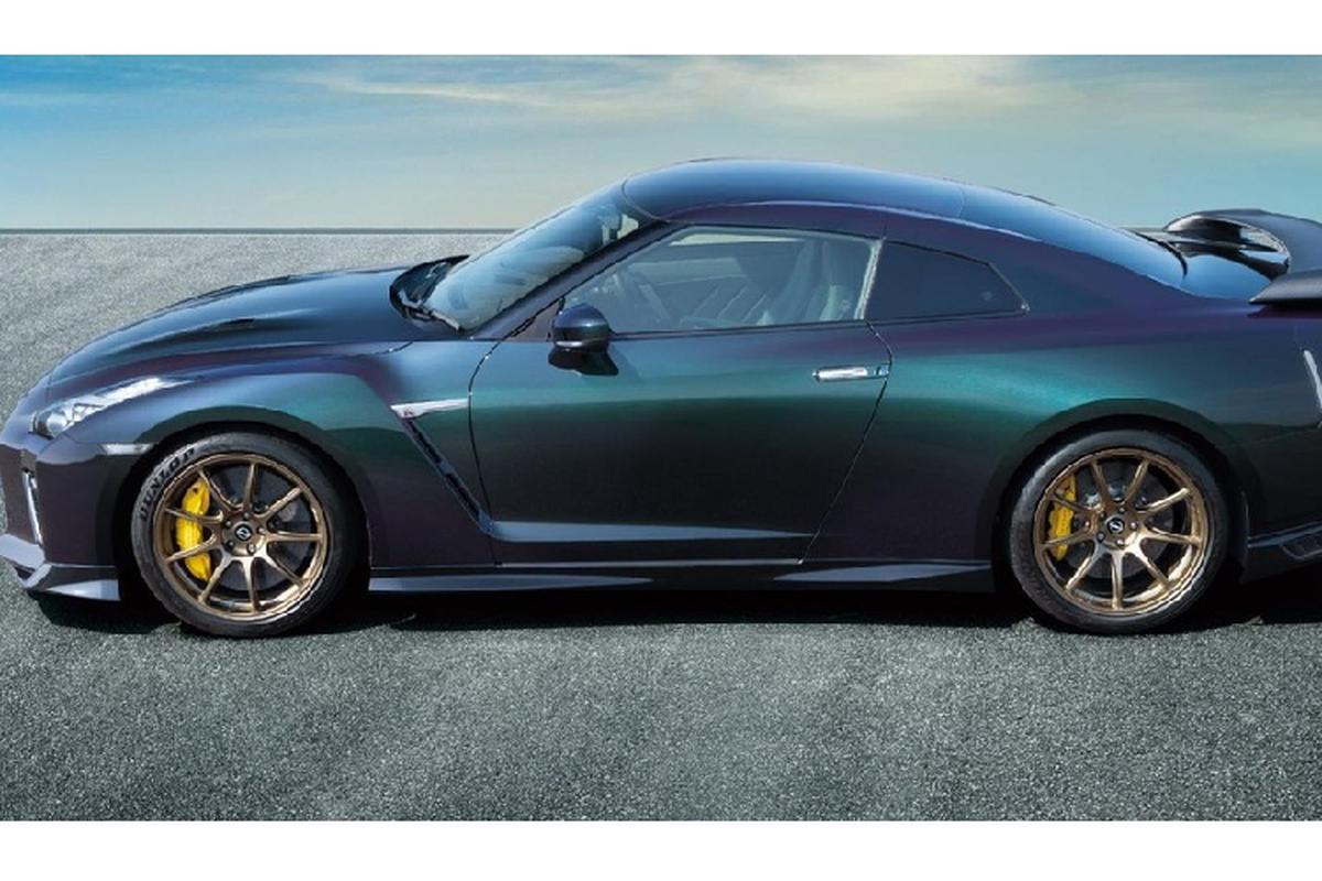 Nissan GT-R 2022 tu 2,23 ty dong, muon mua phai... boc tham-Hinh-11