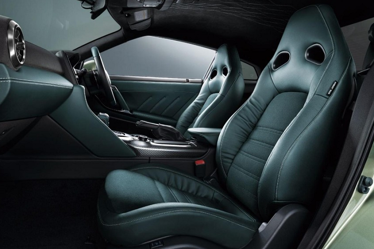 Nissan GT-R 2022 tu 2,23 ty dong, muon mua phai... boc tham-Hinh-8
