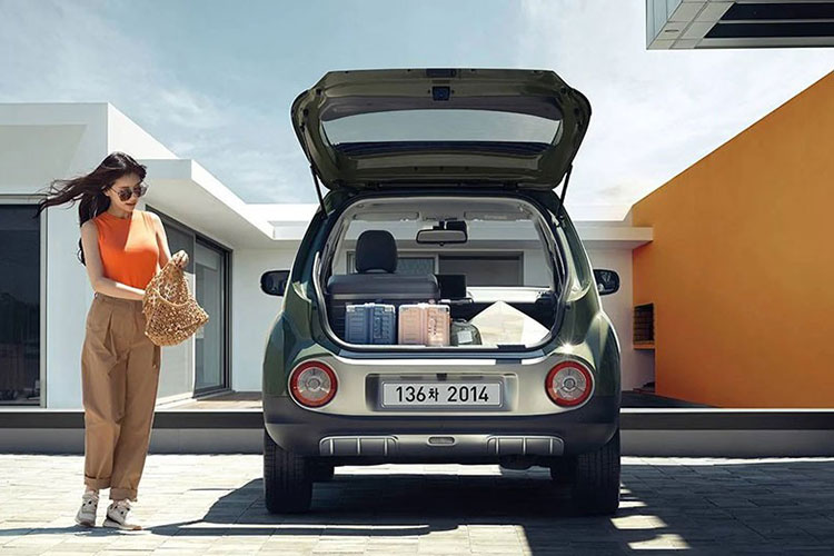 Hyundai Casper tu 269 trieu dong, re hon VinFast Fadil Viet Nam-Hinh-10