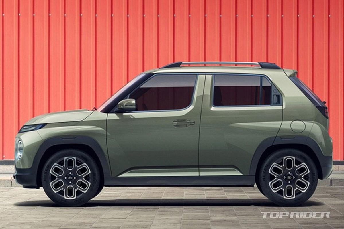 Hyundai Casper tu 269 trieu dong, re hon VinFast Fadil Viet Nam-Hinh-2