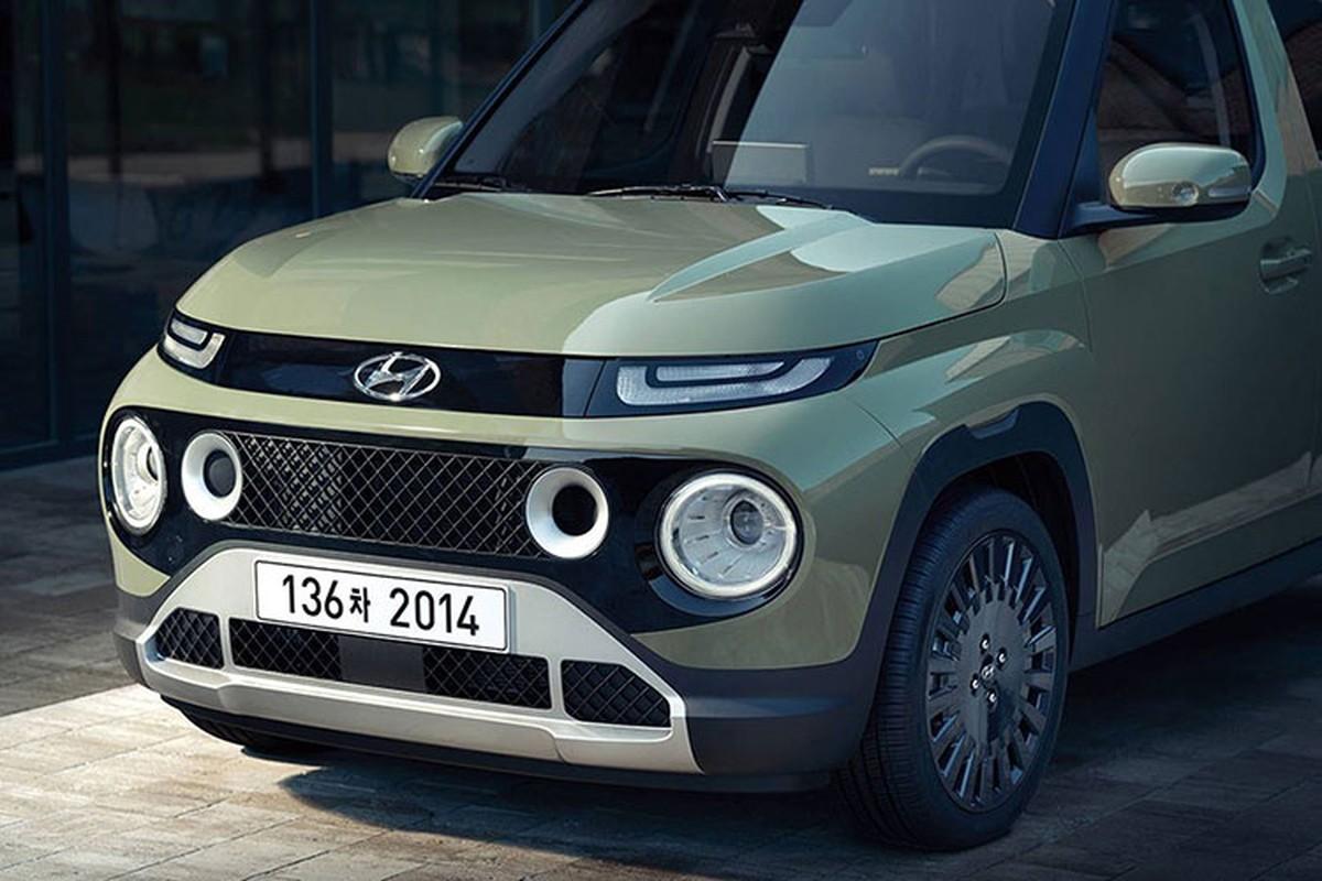 Hyundai Casper tu 269 trieu dong, re hon VinFast Fadil Viet Nam-Hinh-3