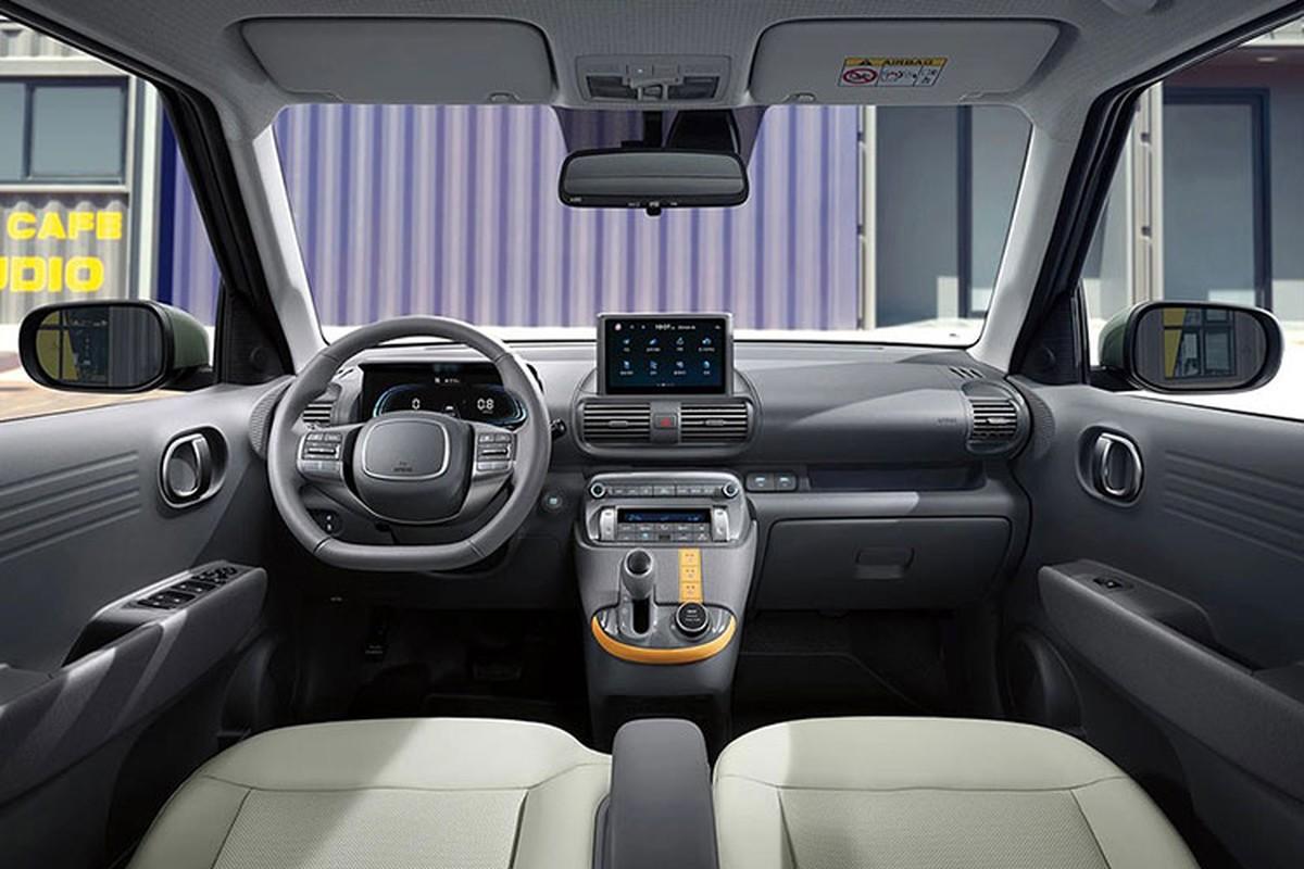 Hyundai Casper tu 269 trieu dong, re hon VinFast Fadil Viet Nam-Hinh-6