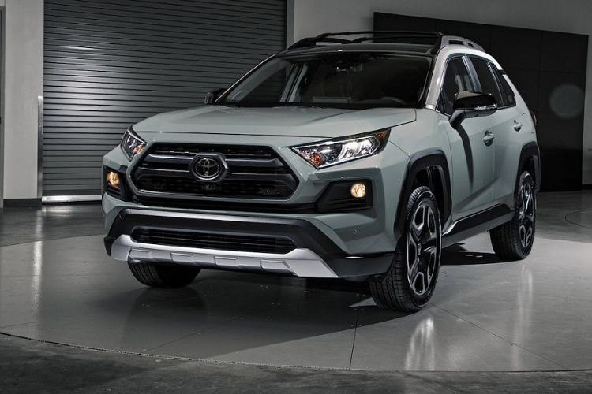 Toyota RAV4 - SUV ban chay nhat the gioi them ban Adventure 2022-Hinh-7