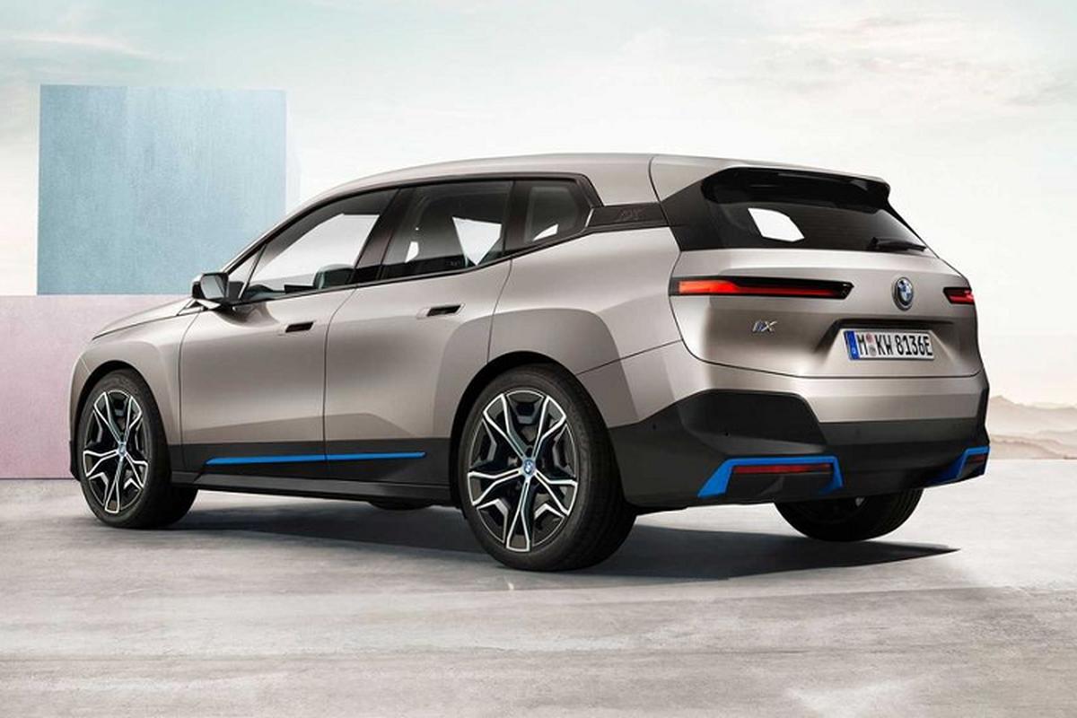 BMW iX moi co the tu do, tu sac va tu rua xe-Hinh-2