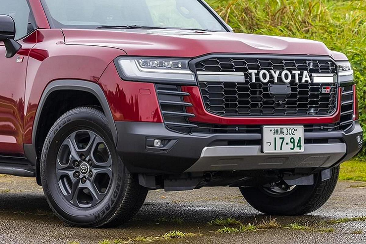 Toyota Land Cruiser GR Sport tu 1,61 ty dong, SUV chuyen offroad-Hinh-2