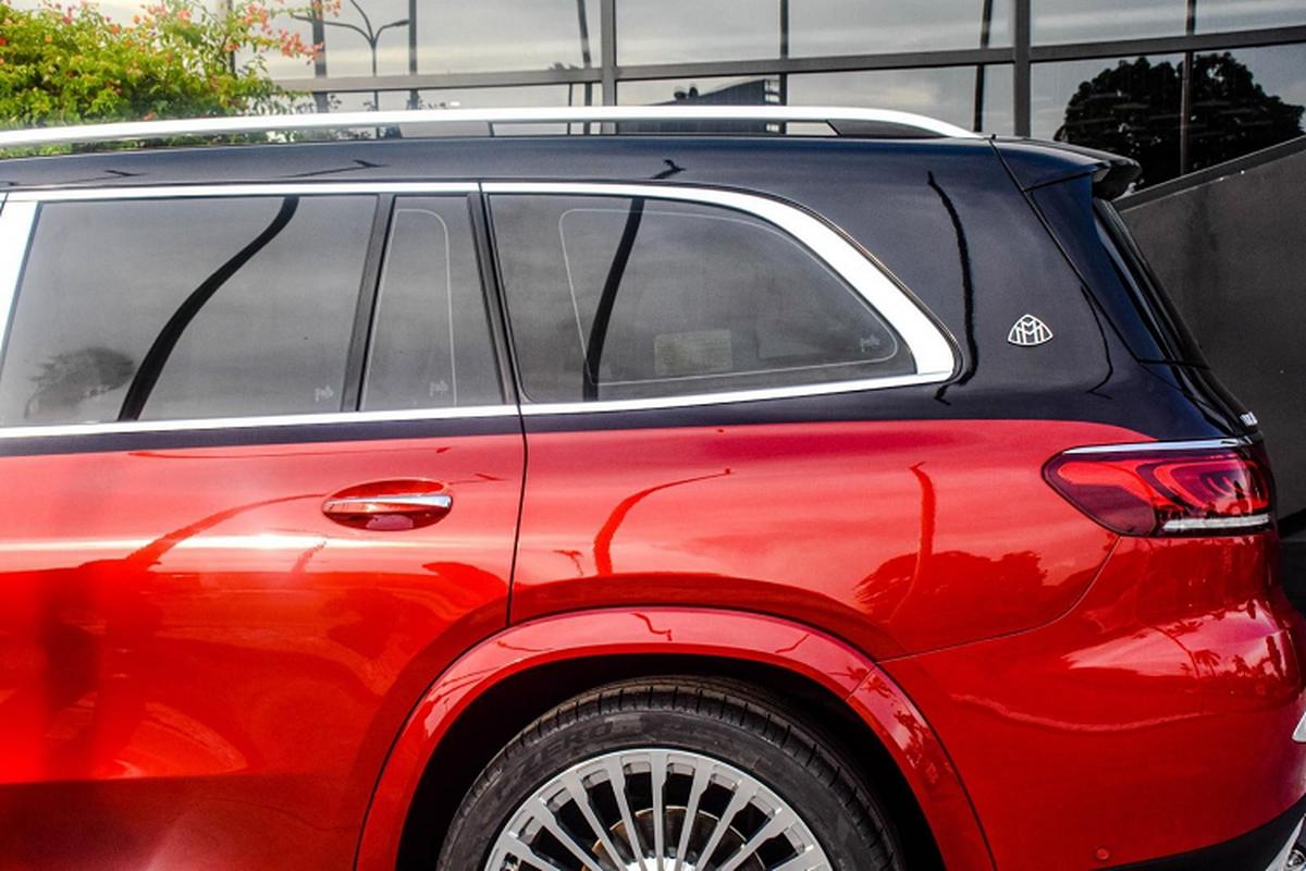 Chiec Mercedes-Maybach GLS 600