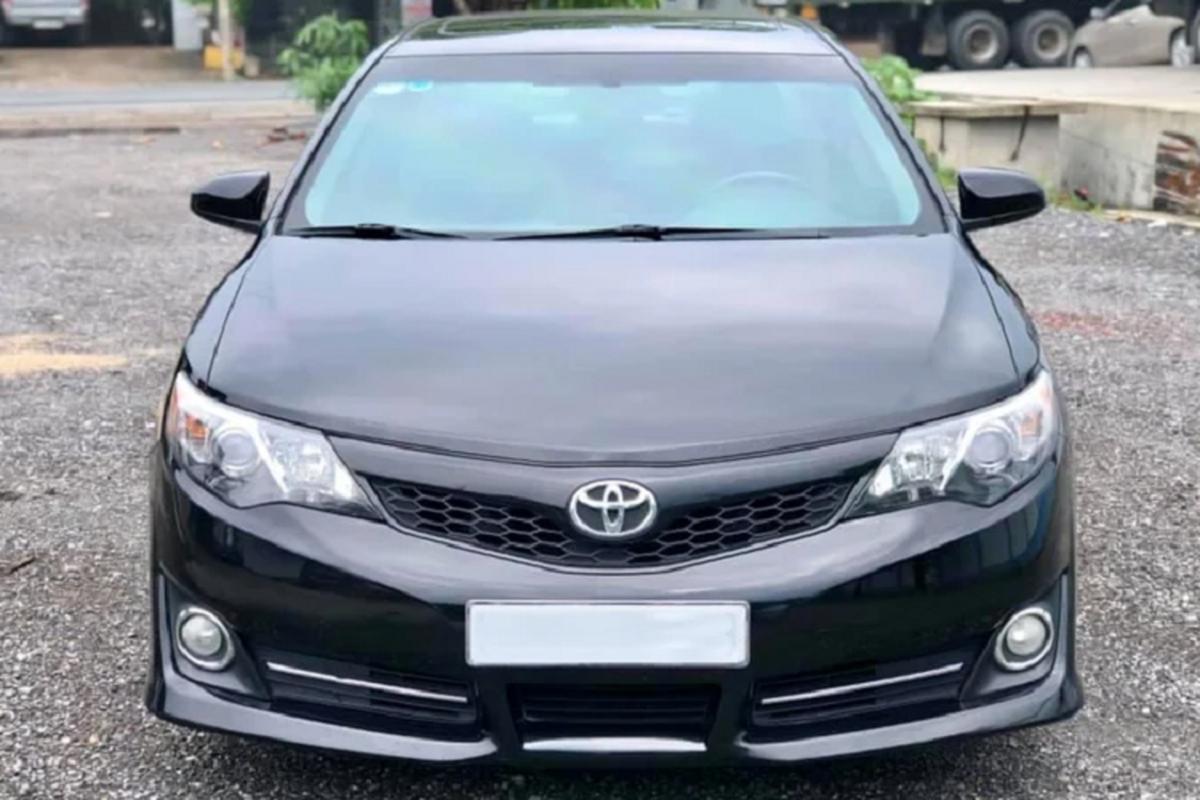 Toyota Camry nhap My chay 9 nam, ban gan 1 ty dong o Ha Noi-Hinh-4