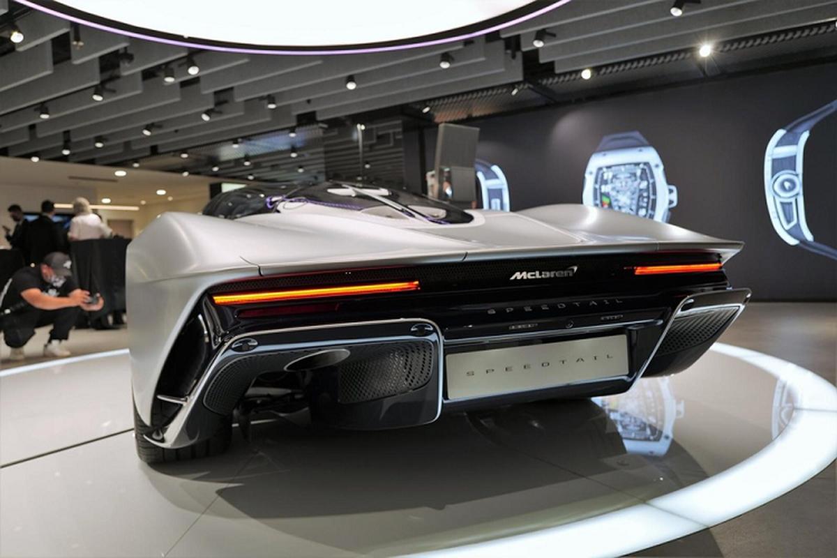 McLaren Speedtail phien ban 6 chiec ve Hong Kong, gia tu 81 ty dong-Hinh-7