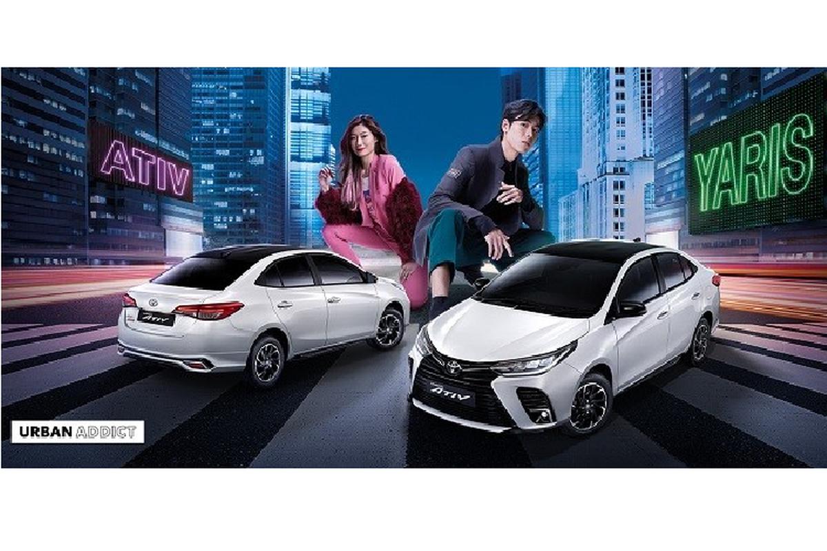 Toyota Yaris Ativ chi 368 trieu dong tai Thai Lan, co ve Viet Nam