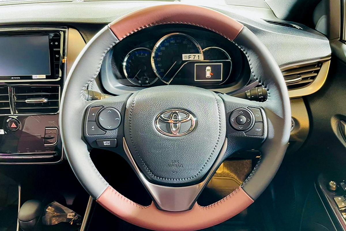 Toyota Yaris X-Urban 2022 - crossover nang dong tu 419 trieu dong-Hinh-6