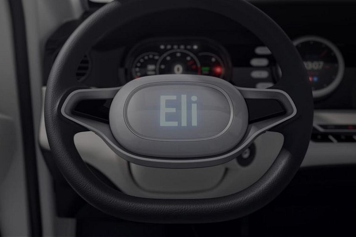 Eli Zero - xe oto dien ti hon