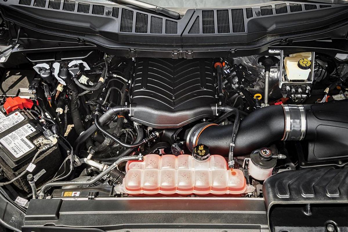 Ford F-150 Hennessey Venom hon 2 ty dong, manh hon ca Lamborghini-Hinh-5