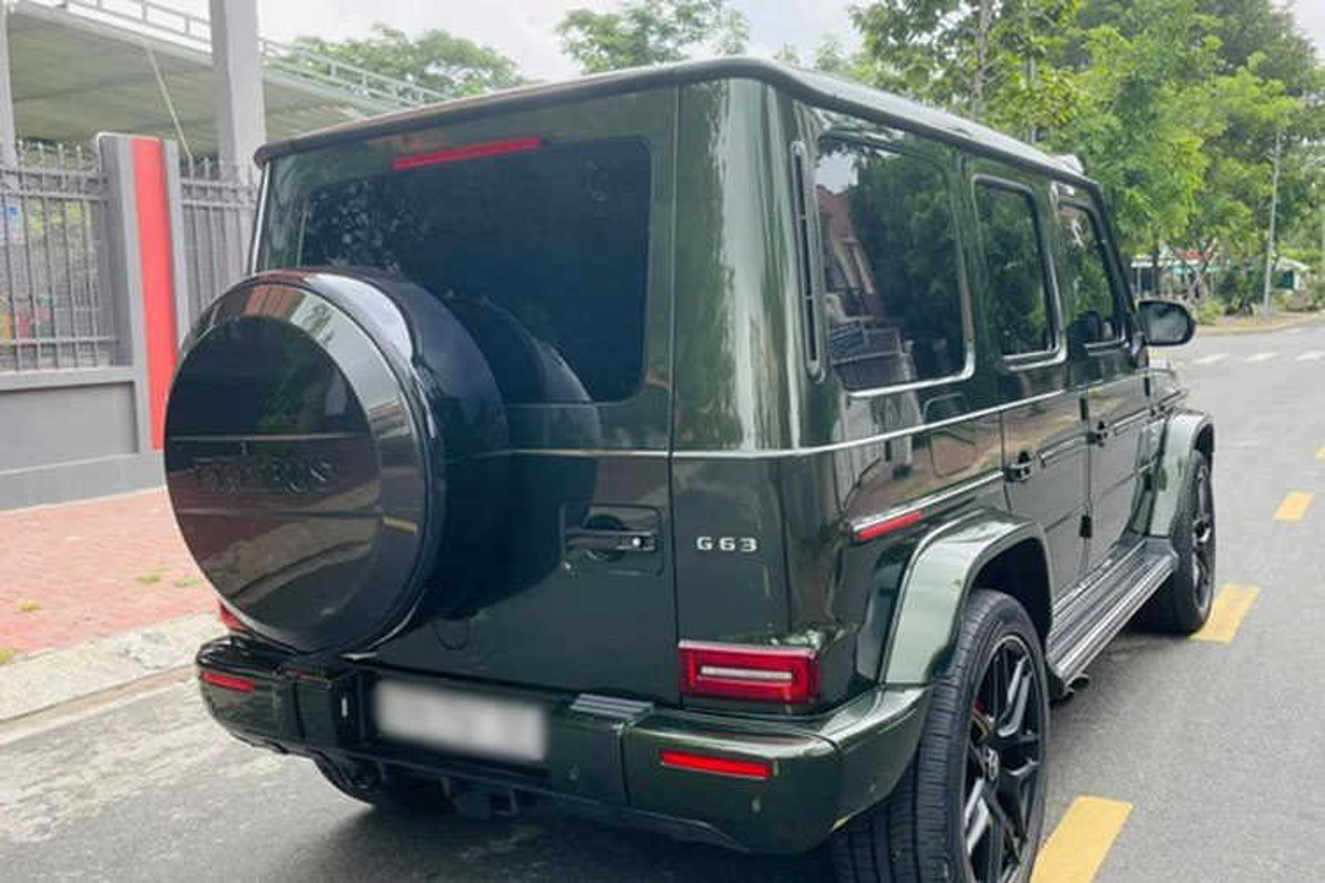 Mercedes-AMG G63 do Brabus hon 10 ty ve tay dai gia Sai Gon-Hinh-9