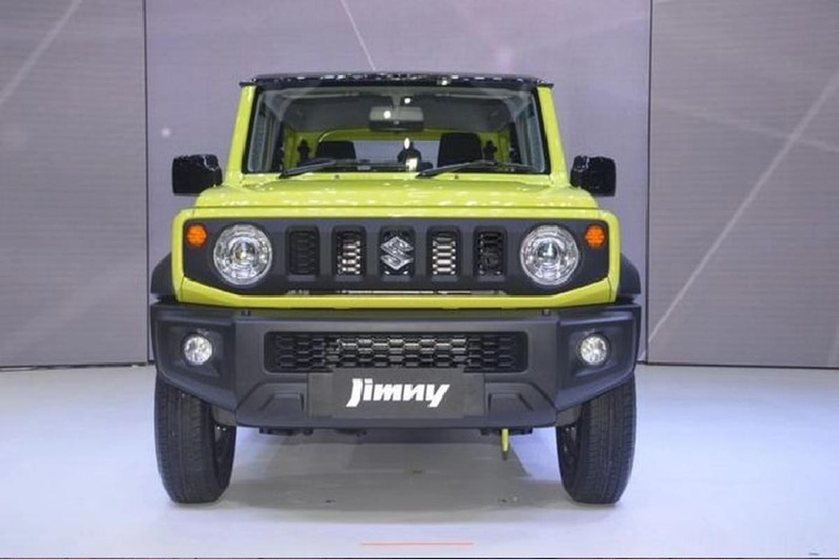Suzuki Jimny 2022 cap ben Malaysia, cho ngay ve Viet Nam-Hinh-6