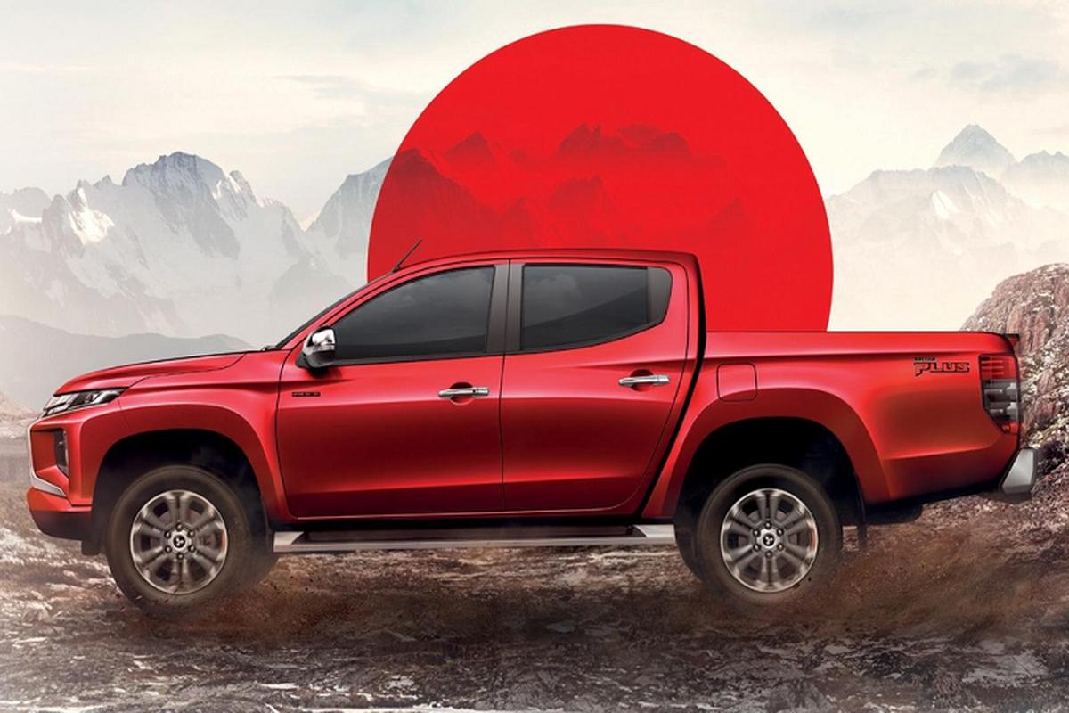 Chi tiet Mitsubishi Triton Passion Red Edition, tu 606 trieu dong-Hinh-7
