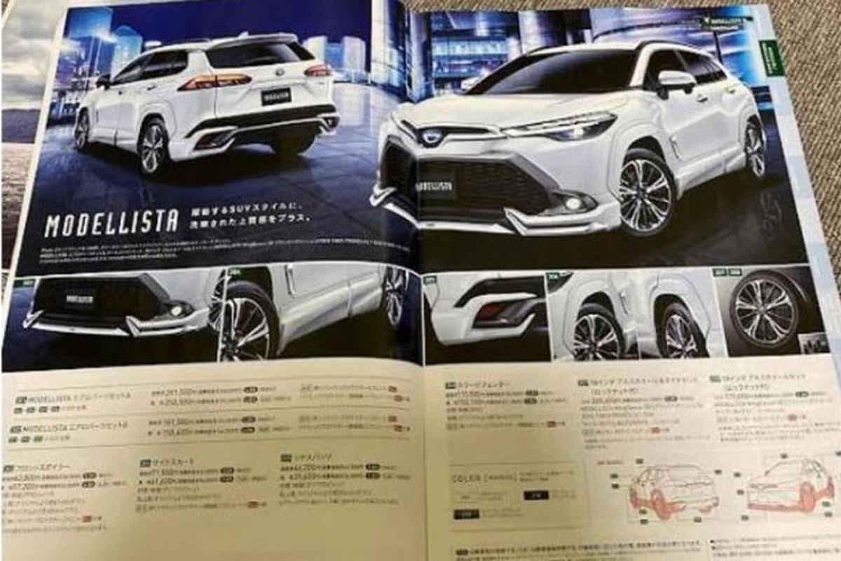 """Toyota Cross 2021 """"bang xuong, bang thit"""" hon 400 trieu dong o Nhat-Hinh-11"""