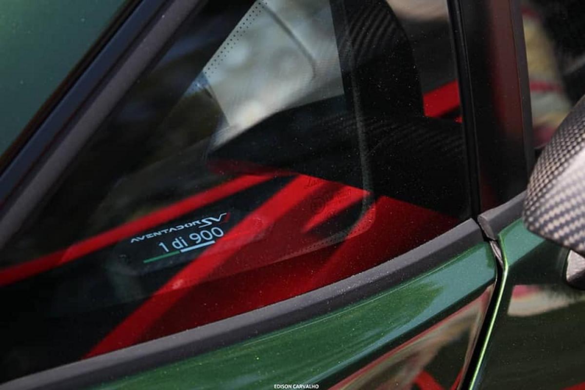 Lamborghini Aventador SVJ hon 50 ty cua dai gia Cu Chi o Ha Noi-Hinh-6
