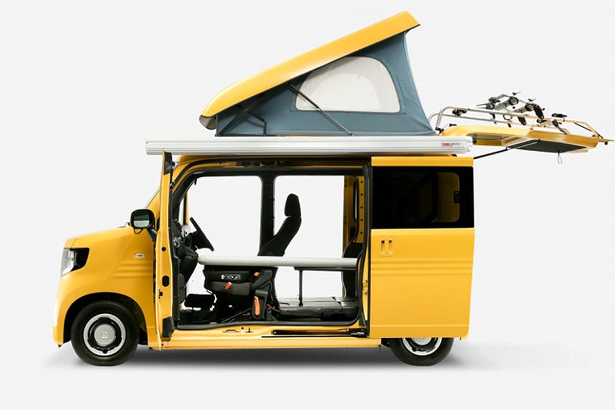 Honda N-Van Compo -